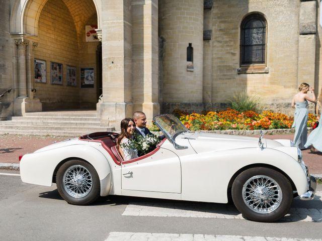 Le mariage de Guillaume et Sandra à Saint-Geneys-près-Saint-Paulien, Haute-Loire 92