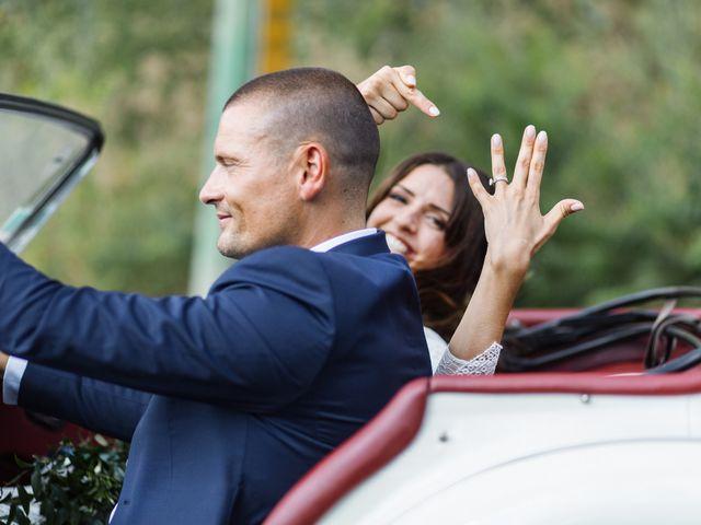 Le mariage de Guillaume et Sandra à Saint-Geneys-près-Saint-Paulien, Haute-Loire 98