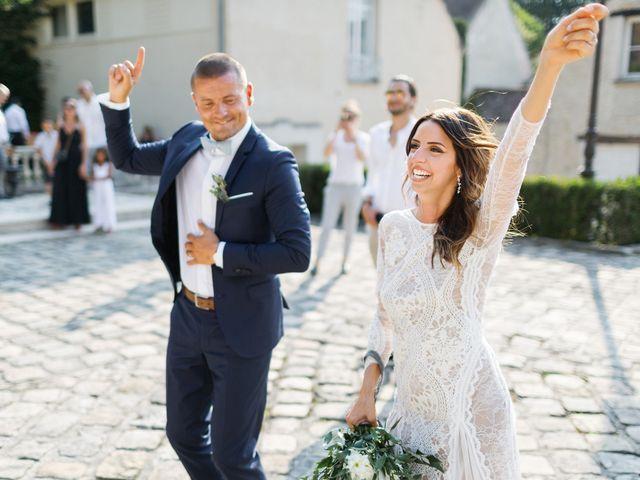 Le mariage de Guillaume et Sandra à Saint-Geneys-près-Saint-Paulien, Haute-Loire 112