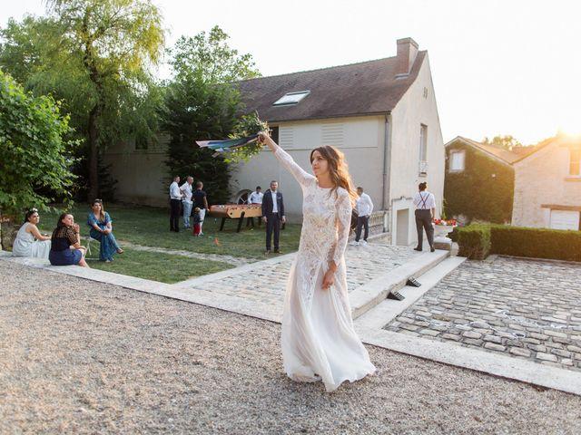 Le mariage de Guillaume et Sandra à Saint-Geneys-près-Saint-Paulien, Haute-Loire 129