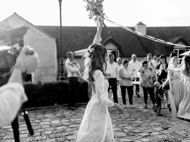 Le mariage de Guillaume et Sandra à Saint-Geneys-près-Saint-Paulien, Haute-Loire 137