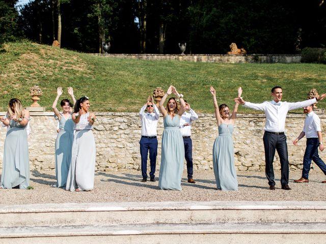 Le mariage de Guillaume et Sandra à Saint-Geneys-près-Saint-Paulien, Haute-Loire 142