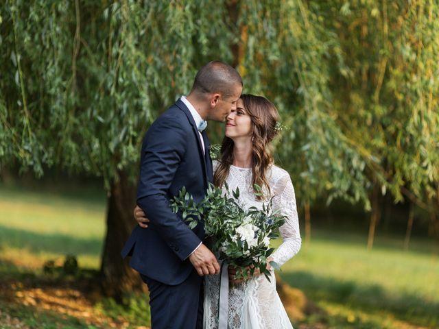 Le mariage de Guillaume et Sandra à Saint-Geneys-près-Saint-Paulien, Haute-Loire 147