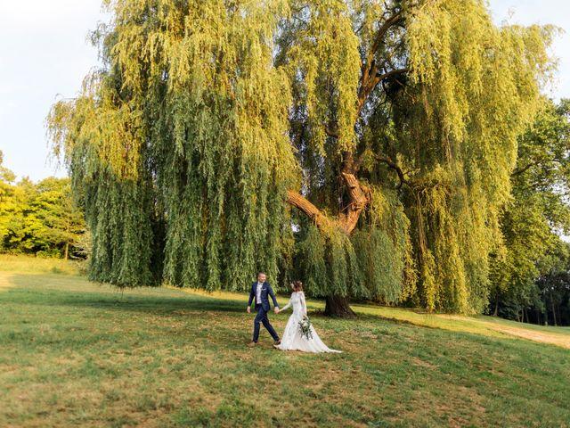 Le mariage de Guillaume et Sandra à Saint-Geneys-près-Saint-Paulien, Haute-Loire 153