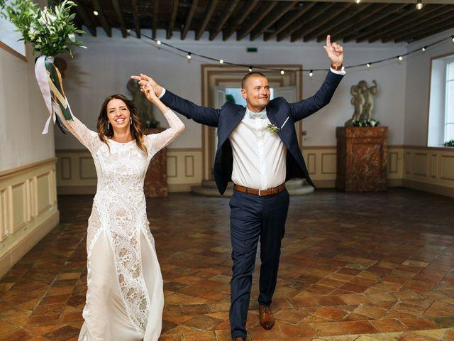 Le mariage de Guillaume et Sandra à Saint-Geneys-près-Saint-Paulien, Haute-Loire 171