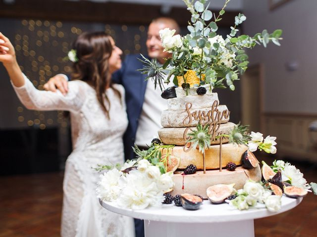 Le mariage de Guillaume et Sandra à Saint-Geneys-près-Saint-Paulien, Haute-Loire 177