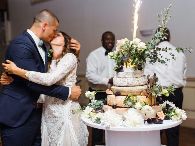Le mariage de Guillaume et Sandra à Saint-Geneys-près-Saint-Paulien, Haute-Loire 178