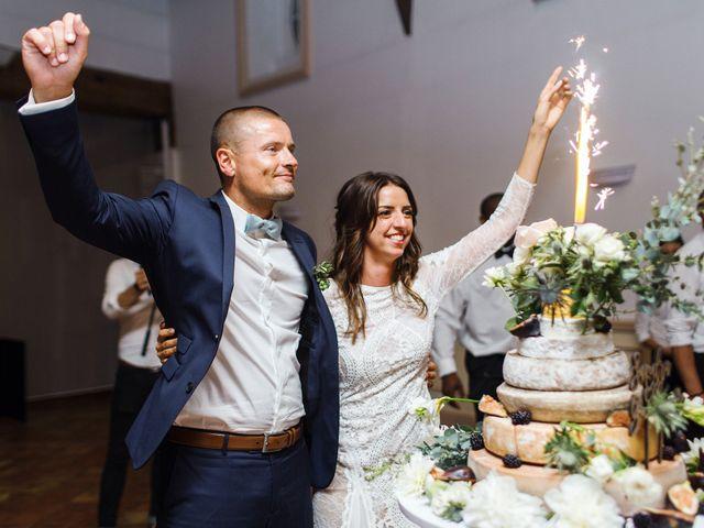 Le mariage de Guillaume et Sandra à Saint-Geneys-près-Saint-Paulien, Haute-Loire 179