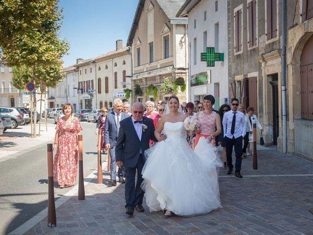 Le mariage de François et Marion à Martres-Tolosane, Haute-Garonne 3