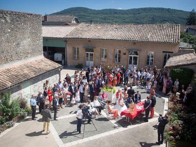 Le mariage de François et Marion à Martres-Tolosane, Haute-Garonne 6