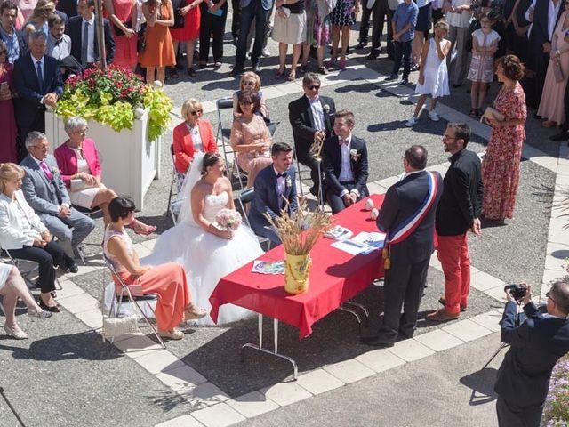 Le mariage de François et Marion à Martres-Tolosane, Haute-Garonne 7