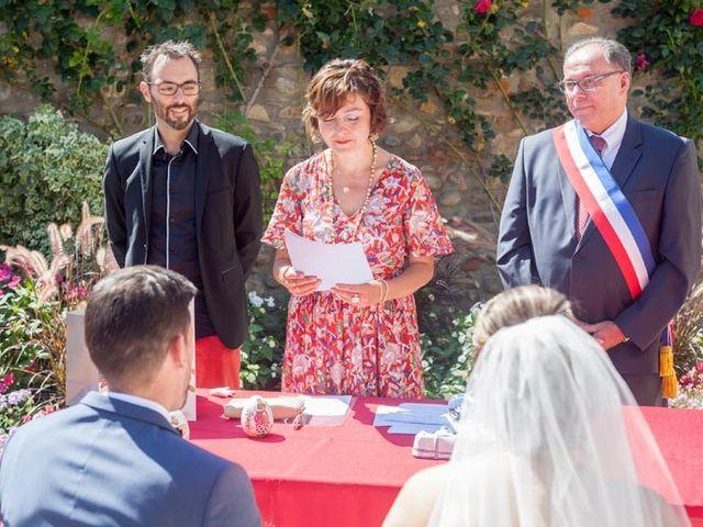 Le mariage de François et Marion à Martres-Tolosane, Haute-Garonne 9