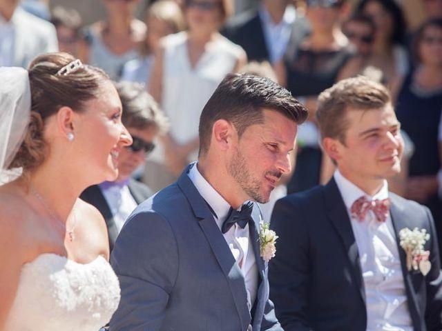 Le mariage de François et Marion à Martres-Tolosane, Haute-Garonne 10
