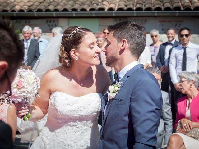 Le mariage de François et Marion à Martres-Tolosane, Haute-Garonne 11