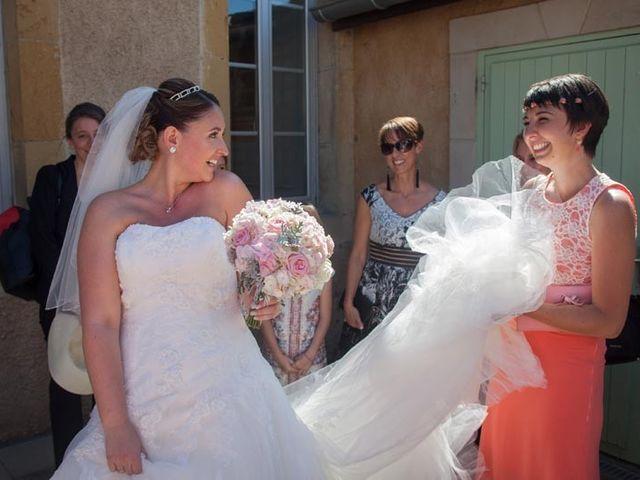 Le mariage de François et Marion à Martres-Tolosane, Haute-Garonne 14
