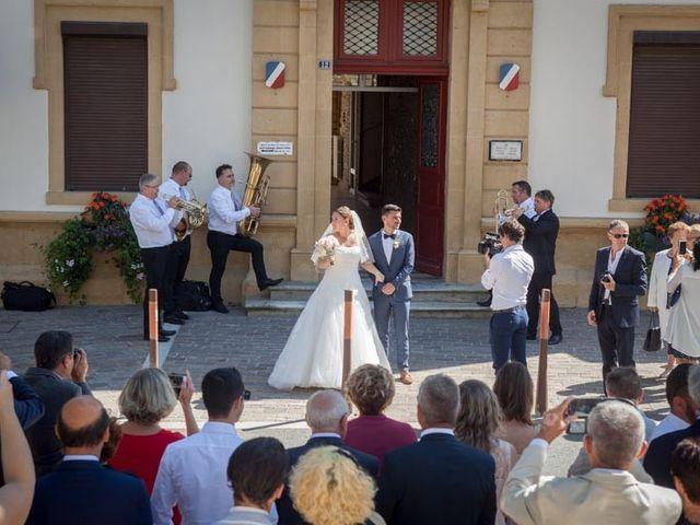 Le mariage de François et Marion à Martres-Tolosane, Haute-Garonne 16