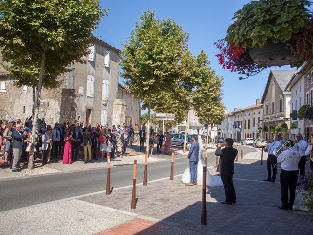 Le mariage de François et Marion à Martres-Tolosane, Haute-Garonne 17