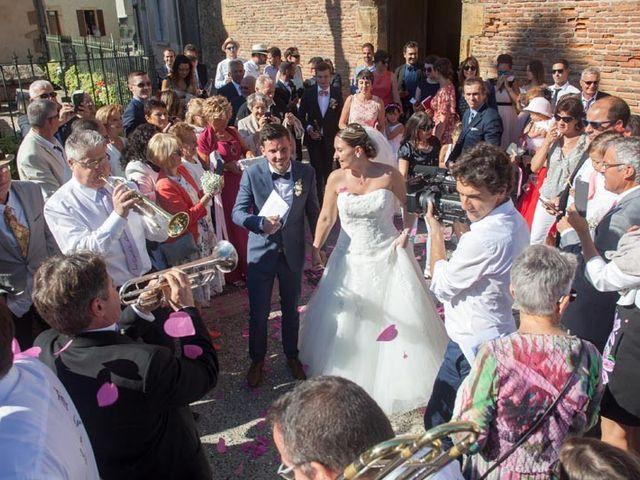 Le mariage de François et Marion à Martres-Tolosane, Haute-Garonne 30