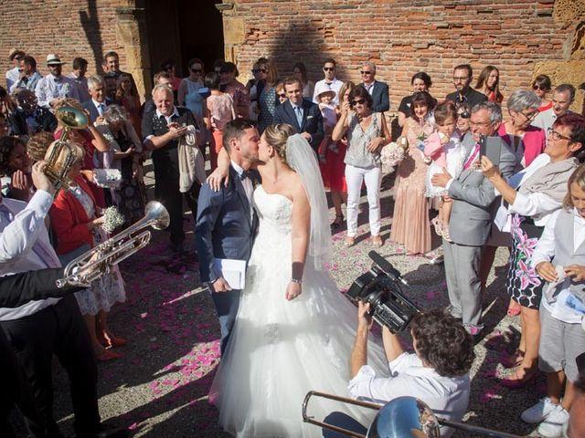 Le mariage de François et Marion à Martres-Tolosane, Haute-Garonne 31