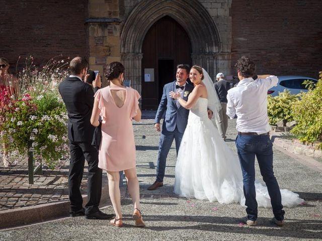 Le mariage de François et Marion à Martres-Tolosane, Haute-Garonne 32