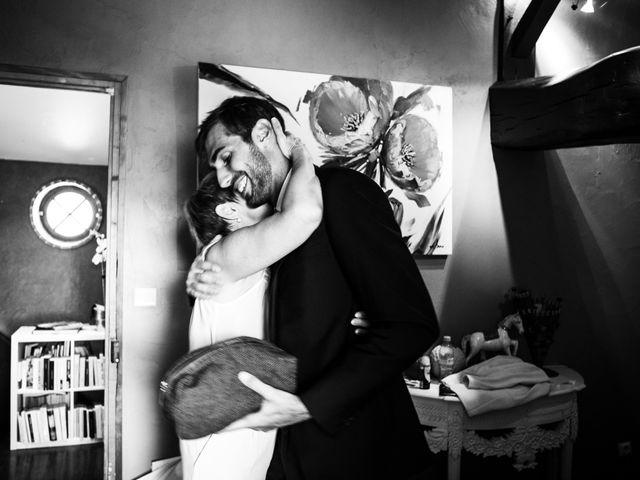 Le mariage de Thomas et Julie à Genouilleux, Ain 4