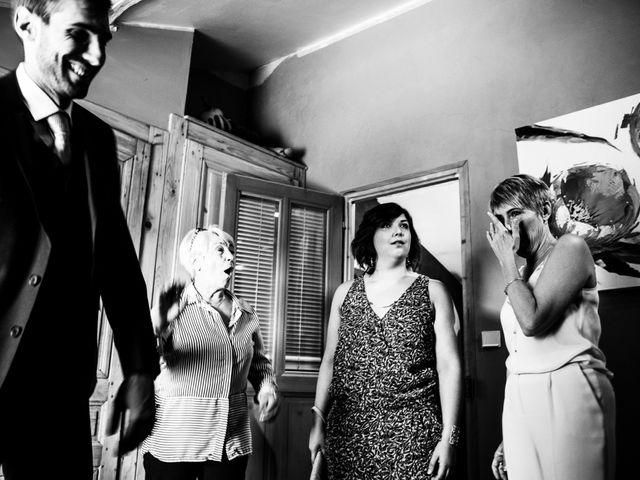 Le mariage de Thomas et Julie à Genouilleux, Ain 5