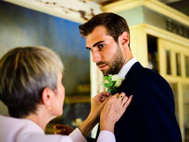Le mariage de Thomas et Julie à Genouilleux, Ain 6
