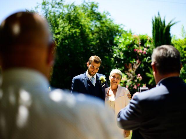 Le mariage de Thomas et Julie à Genouilleux, Ain 8