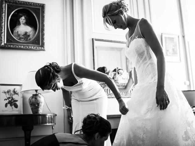 Le mariage de Thomas et Julie à Genouilleux, Ain 12