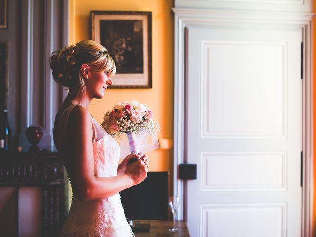 Le mariage de Thomas et Julie à Genouilleux, Ain 17