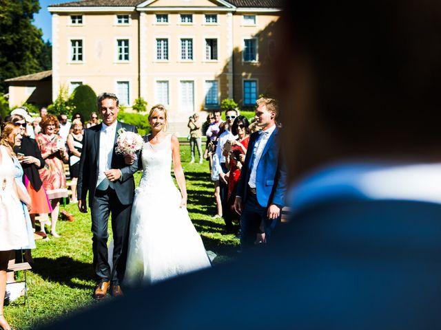 Le mariage de Thomas et Julie à Genouilleux, Ain 20