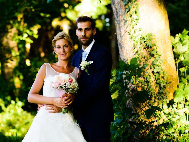 Le mariage de Thomas et Julie à Genouilleux, Ain 26