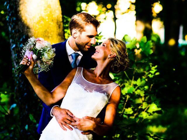 Le mariage de Thomas et Julie à Genouilleux, Ain 27
