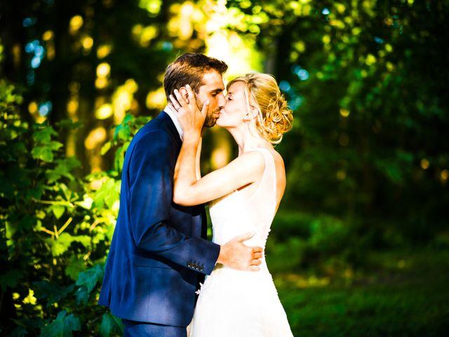 Le mariage de Thomas et Julie à Genouilleux, Ain 29