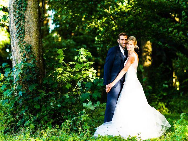 Le mariage de Thomas et Julie à Genouilleux, Ain 30