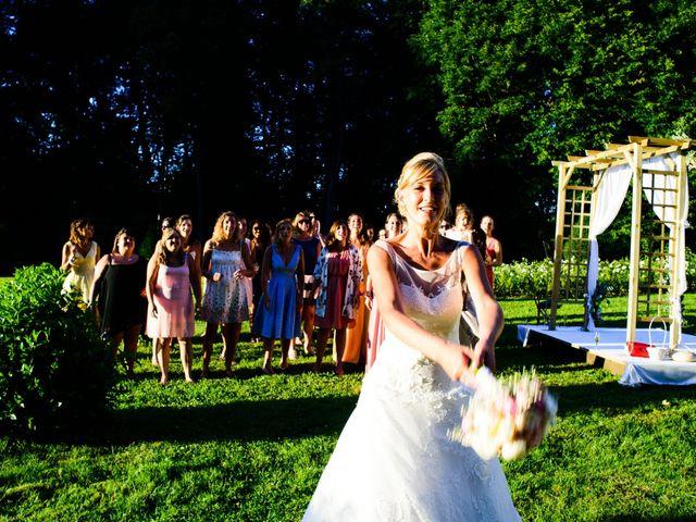 Le mariage de Thomas et Julie à Genouilleux, Ain 31