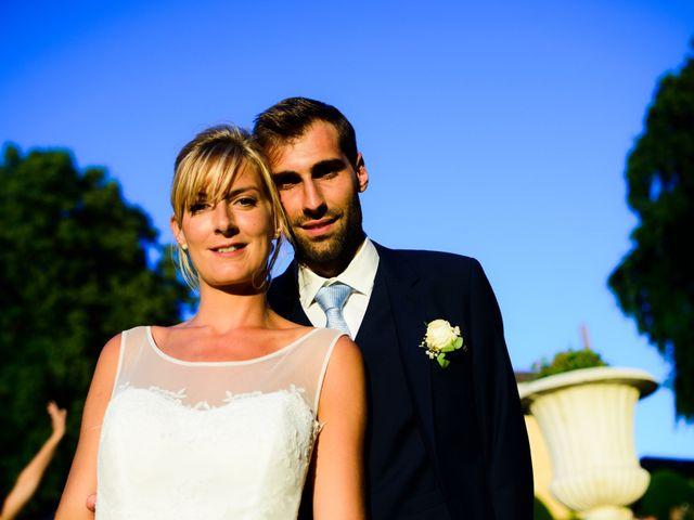 Le mariage de Thomas et Julie à Genouilleux, Ain 34
