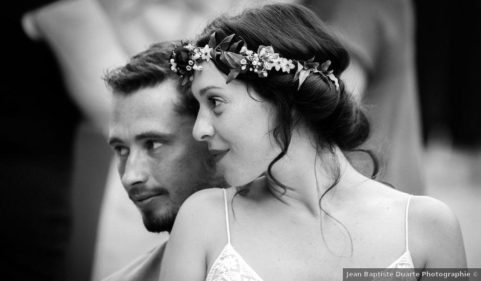 Le mariage de Jack et Coralie à Angoulême, Charente