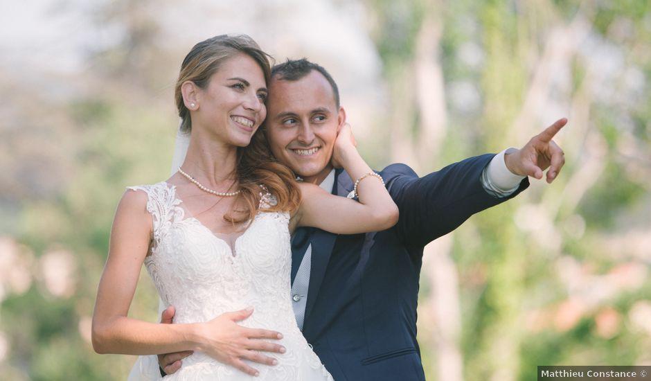 Le mariage de Kevin et Lysiane à Allauch, Bouches-du-Rhône
