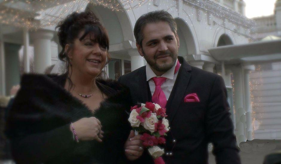 Le mariage de Mehmet et Sandrine à Épagny, Haute-Savoie