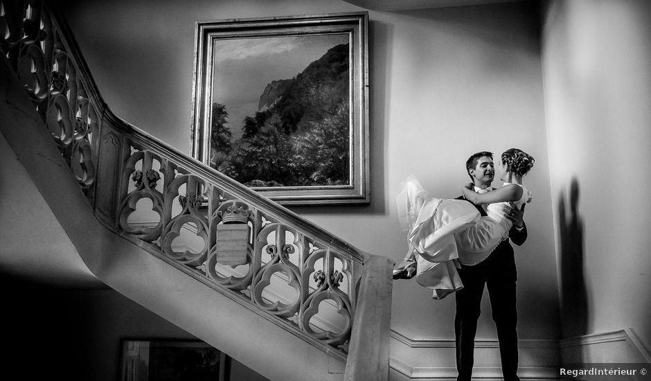 Le mariage de Sébastien et Amélie à Vouillé, Vienne