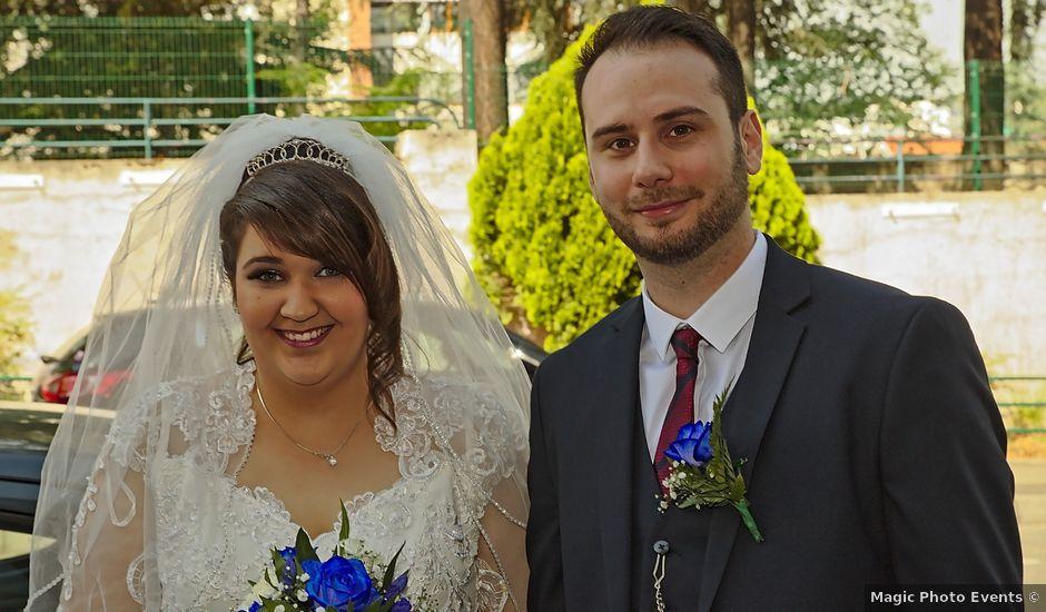 Le mariage de Florian et Rose à Saint-Chamond, Loire