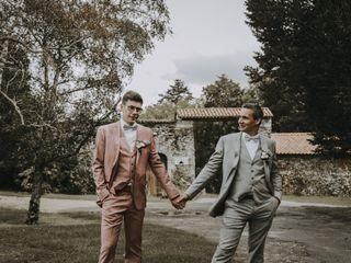 Le mariage de Anthony et Lionel