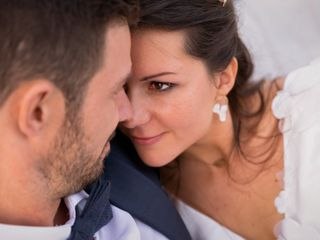 Le mariage de Perrine et Robin