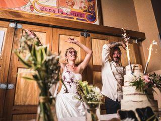 Le mariage de Melina et Mederik