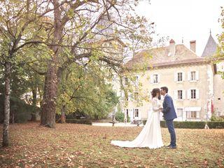 Le mariage de Sophie et François