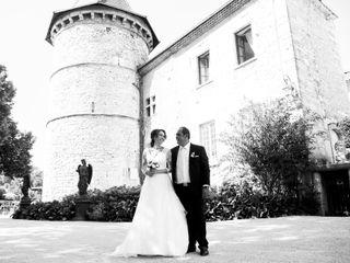 Le mariage de Simona et Noël