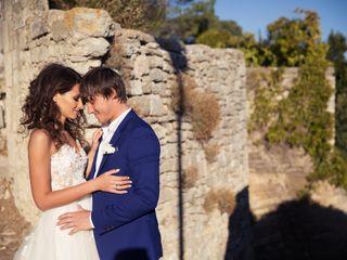 Le mariage de Catherine et Sergey