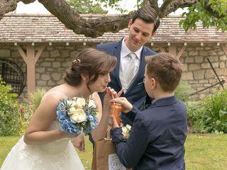 Le mariage de Solange et Grégory 2