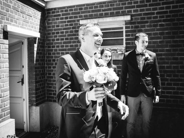Le mariage de Yvan et Audrey à Fouquerolles, Oise 8